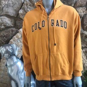 Freestyle Colorado CU Buffalo Full Zip Sweatshirt